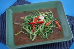 混乱油煎的蔬菜 免版税图库摄影