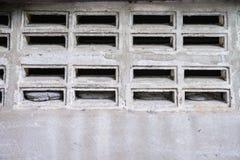 混凝土和blick块墙壁 库存图片