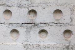 混凝土墙纹理背景 免版税库存照片