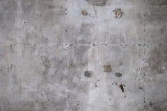 混凝土崩裂老墙壁 库存图片