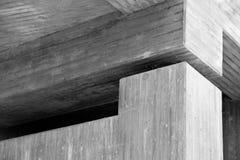 混凝土结构 免版税库存照片