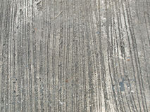 混凝土路纹理 免版税图库摄影