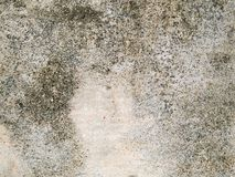 -混凝土-变色的宏观纹理 库存图片