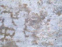 -混凝土-变色的宏观纹理 库存照片