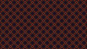 混合在一起造成多彩多姿的影响的两个第2个图表样式,组成由不同的设计和形状与纹理 库存例证