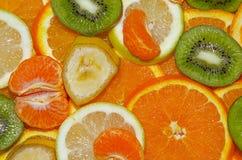 混合果子 库存图片