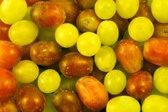 混合的葡萄 库存图片