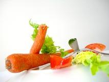 混合蔬菜素食主义者 免版税库存图片
