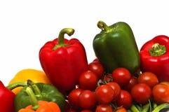 混合蔬菜 免版税库存照片
