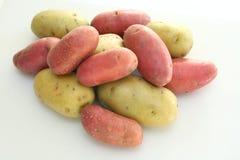 混杂的土豆 免版税库存照片
