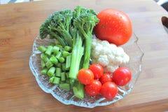 混杂的蔬菜 免版税图库摄影