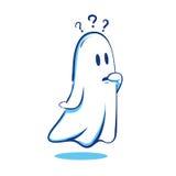 混淆的鬼魂 免版税库存图片