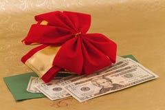添加节假日欢迎 免版税库存图片