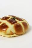 添面包烘烤并且装饰 图库摄影