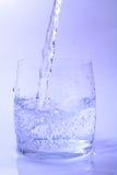 清楚的水 免版税库存图片