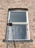 清洁视窗 免版税图库摄影