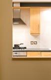 清洗厨房 免版税图库摄影