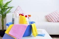 清洗的设备 免版税图库摄影