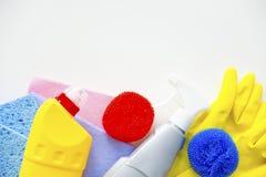 清洗的设备 图库摄影
