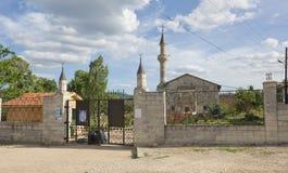 清真寺乌兹别克人可汗 免版税图库摄影