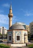 清真寺在伊兹密尔(Konak Camii) 免版税库存图片