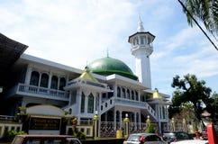清真寺在勿里达 免版税库存图片