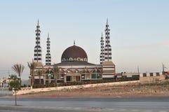 清真寺在南阿曼,乔丹 库存照片