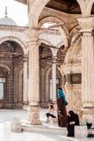 清真寺在开罗 库存图片