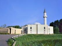 清真寺在德尔福特,荷兰 库存照片