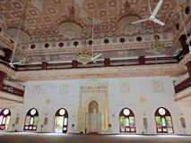 清真寺在苏拉特 免版税库存照片