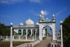 清真寺在越南南方 库存照片