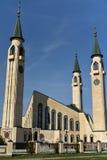 清真寺在鞑靼斯坦共和国 库存图片