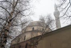 清真寺在马其顿共和国(FYROM) 库存图片