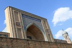 清真寺塔什干 图库摄影