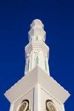 清真寺尖塔 免版税图库摄影