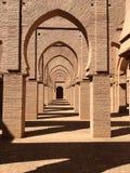 清真寺摩洛哥 免版税库存照片