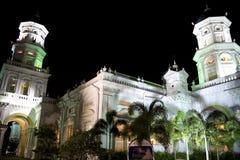 清真寺晚上维多利亚女王时代的著名人物 库存图片