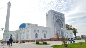 清真寺未成年人在塔什干 库存照片