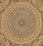 清真寺的圆顶 向量例证