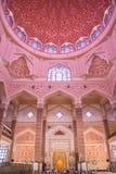 清真寺祷告法院 免版税库存图片