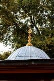清真寺细节 库存照片