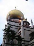 清真寺苏丹 库存照片