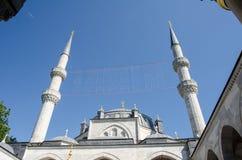 清真寺装饰III 库存照片