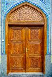清真寺门 库存图片