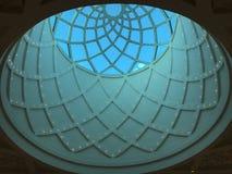 清真寺阿拉伯联合酋长国 免版税库存照片