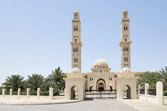 清真寺阿曼 库存照片