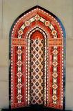 清真寺阿曼qaboos苏丹 库存照片