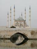 清真寺,阿达纳/土耳其 免版税库存照片