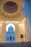 清真寺 免版税图库摄影