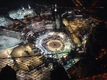 清真寺Al - Haram 库存图片
